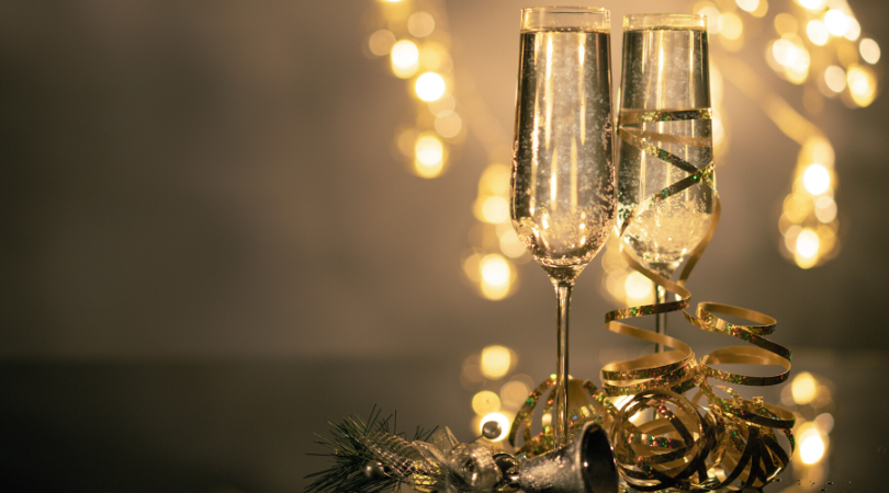 Champagne Glasses | 12 Tips on How to Boost Your Business this Christmas